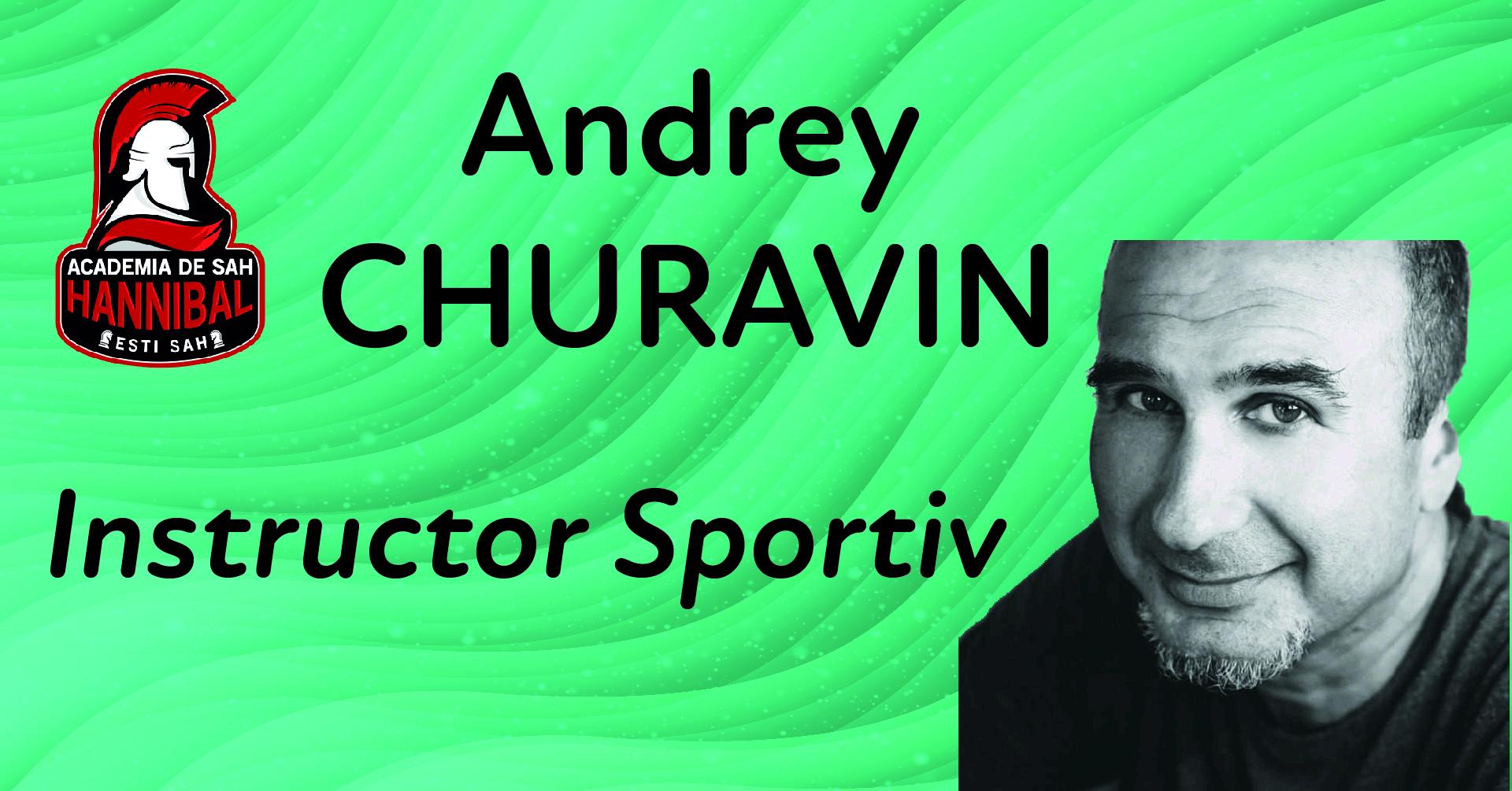 Andrey Churavin